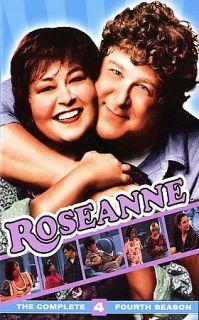 Roseanne   The Complete Fourth Season DVD, 2006, 4 Disc Set
