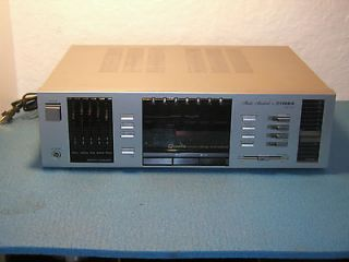 Newly listed FISHER STUDIO STANDARD RS 140 STEREO AND CR140 CASSETTE