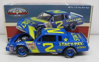 2012 TIM RICHMOND #2 1982 J.D. Stacy Buick 124 1102 Made Free