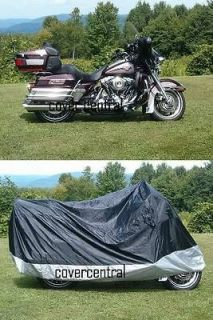 MOTORCYCLE COVER HARLEY DAVIDSON CVO STREET GLIDE CUSTOM w/unique