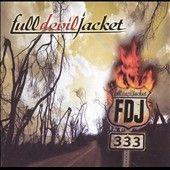 FULL DEVIL JACKET CD 2000 Polygram Def Jam Island Records rock