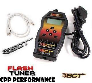 SCT SF3 POWER PROGRAMMER ALL FORD CARS & TRUCKS GAS & DIESEL TUNER