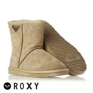 roxy pam womens ugg boots natural more options shoe size