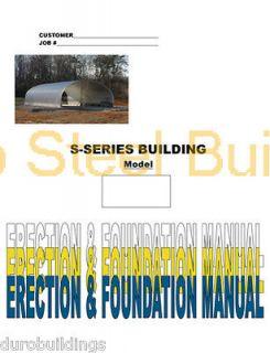 Duro DIY S Style Arch Steel Building Kit Metal Buildings