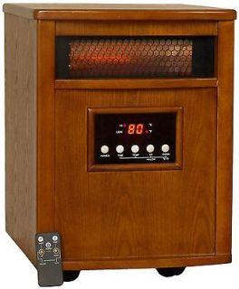 Lifesmart LS1500 Deluxe Stealth Infrared Quartz Heater