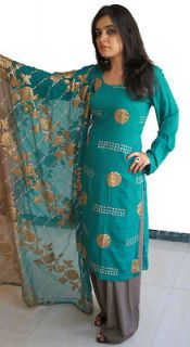 Exclusive Designer salwar kameez Punjabi suit wedding Indian Dress