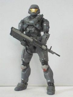 TOYS HALO REACH SERIES 4 SPARTAN HOLOGRAM NOBLE 6 SIX FIGURE