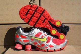 NIB $120 Nike Shox Turbo+ 12 Womans Running Shoes Sz. 10