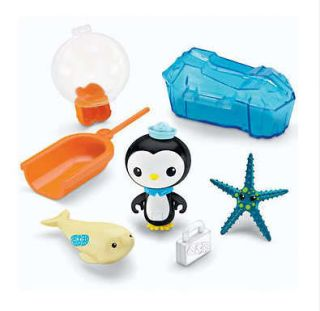 NIB OCTONAUTS Peso & Narwhal Rescue Kit Playset  Disney Junior   U.S