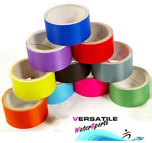 PSP Spinnaker Repair Tape 50mm x 4.5m For yacht dinghy & Kite Sails