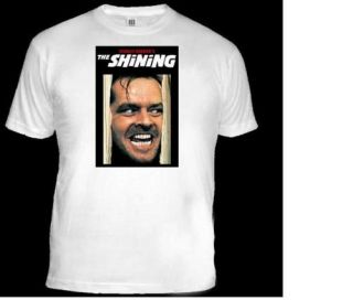 SHIRT.Unisex) Nicholson/Kubrick Classic THE SHINING