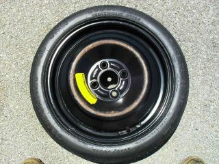 1979 1993 ford mustang spare wheel and tire 15 time