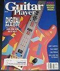 Guitar Player Magazine June 1989 Digital Magic , Larry Carlton