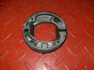 06 11 Honda Ruckus NPS50 Scooter Brake Pads Brake Shoes @ Moped
