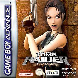 Tomb Raider The Prophecy Nintendo Game Boy Advance, 2002