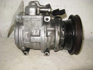 90 91 92 93 94 MITSUBISHI ECLIPSE AC AIR CONDITIONER COMPRESSOR 1.8L W