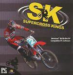 KINGS SK   Motocross SX Dirt Bike Racing Simulation PC Game   NEW