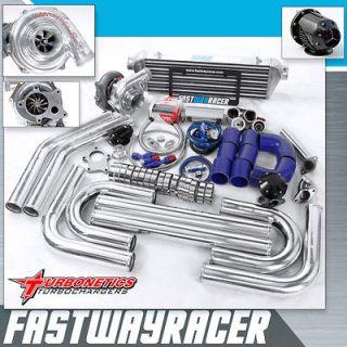 T3/T4 T04E Hybrid Turbo Kit Turbo Starter Kit Turbonetics Turbocharger