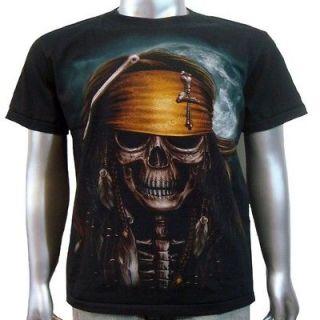Newly listed Pirate Skull Costume Gun Sword Hat Bandanna Ship Tattoo