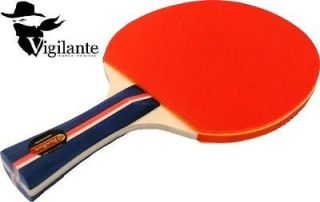 NEW Vigilante Liberator™ MSRP $79.95 Ping Pong Paddle Table Tennis