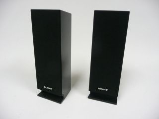 Sony SS TSB101 LEFT&RIGHT SPEAKERS SYSTEM BDV T57 3Ohm