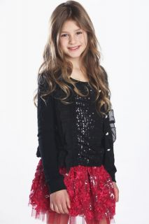 DESIGNER GIRLS CARDIGAN FOR TEENS FOR PARTY WEAR OR SPECIAL OCCASION