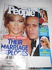 People August 1 2011 J Lo Marc Anthony