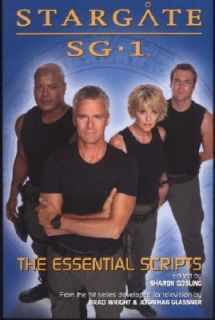 Stargate Sg 1 The Essential Scripts 2004, Paperback