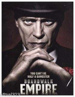 boardwalk empire poster in Entertainment Memorabilia