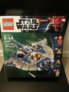 LEGO Star Wars NR 9499 Gungan Sub Factory Sealed ship sub toy qui gon