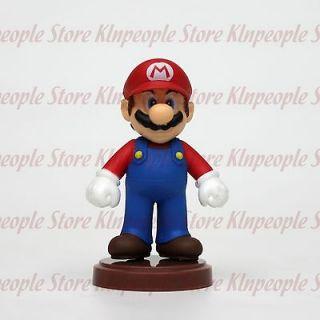 Furuta Choco Egg Wii 3 Super Mario Bros 2012 Figure Stand Mario