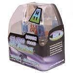 WHITE H11 Xenon HID Foglights Bulbs 8500K (Fits Suzuki Grand Vitara