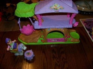 fisher price little people fairy tree house accesories time left