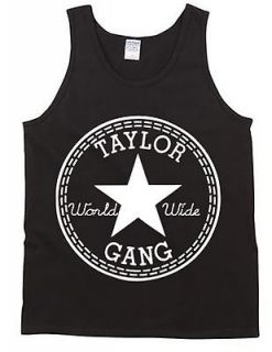 taylor gang all star wiz khalifa ymcmb t shirt mmg tank top