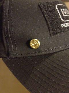 Newly listed 9 mmr Range Bag/ Hat Pin Glock, Sig, S&W, Beretta, Colt