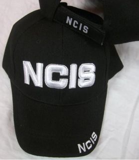 NCIS NAVAL CRIMINAL INVESTIGATIVE SERVICE EMBROIDERED HAT navy marine