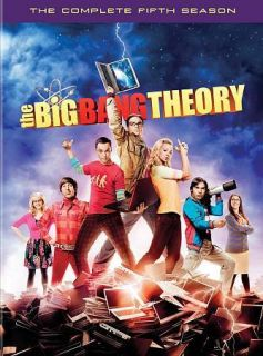 Newly listed The Big Bang Theory The Complete Fifth Season (DVD, 2012