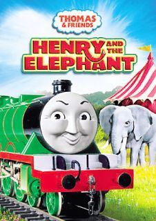 Thomas Friends   Henry and the Elephant DVD, 2009
