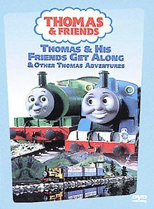 Thomas Friends   Thomas His Friends Get Along DVD, 2009