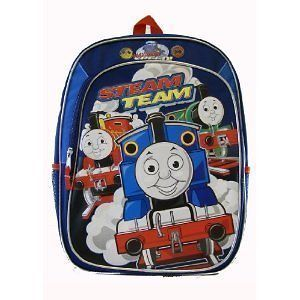 backpack thomas the train new blue 16 large school bag