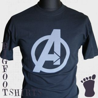 SHIRT MARVEL COMIC IRON MAN HULK THOR CAPTAIN AMERICA FILM TV DVD