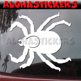 tick vinyl decal car truck boat dog window sticker b449