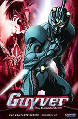 Guyver   Complete Collection DVD, 2008, 5 Disc Set