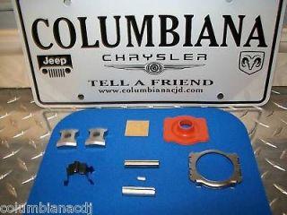 Steering Coupler Repair Kit Dodge Plymouth Chrysler A/B/C/E Bodies