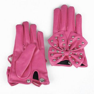2012 NEW Women LADY Rivets Butterfly Fashion ladies soft Leather