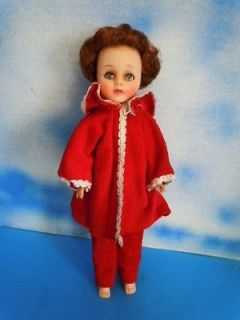 1950s American Character 10 Toni/Sweet Sue Fashion Doll Red Hair