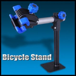 Bench Mount Bike Repair Stand w/ 360 Degree Rotation Bicycle Cycle Kit