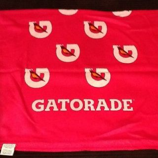 Newly listed Pink Breast Cancer Awareness Gatorade Sideline Towel New