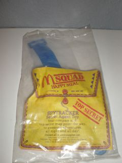mc donald s happy meal vintage toy 1993 m squad