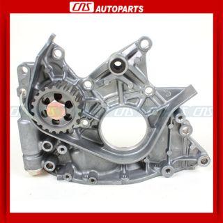 84 85 Toyota Corolla Diesel Engine Oil Pump 1.8L SOHC L4 CLC